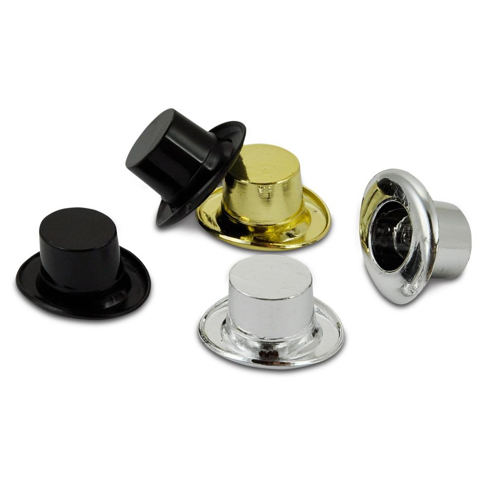 deko-zylinder, schwarz - prima basteln