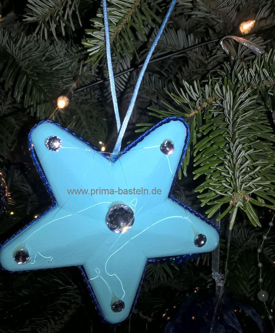 Styropor Stern Styropor Sterne Prima Basteln