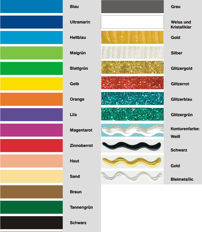 Farbe Aus Was: Window Color Farbe, Fenstermalfarbe 80 Ml