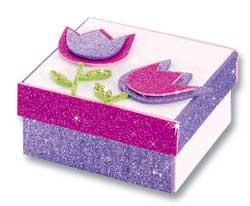 glitter moosgummi glitzer moosgummi set prima basteln. Black Bedroom Furniture Sets. Home Design Ideas