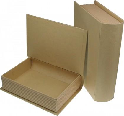 Pappschachtel Buch Papp Bucherdose Prima Basteln