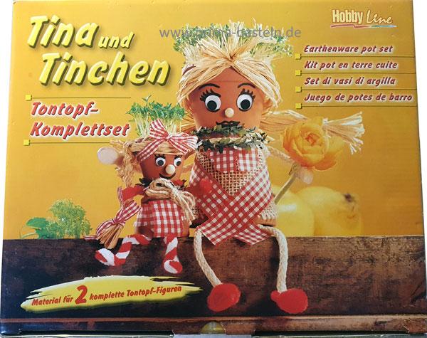 Tontopf Komplett-Set, Tina & Tinchen