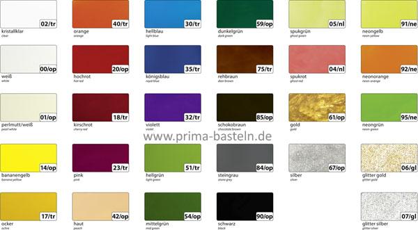 Folia Window Color Farbe Funny-Color 80 ml
