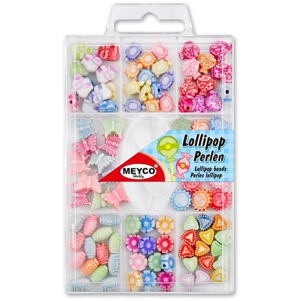 Lollipop Perlen
