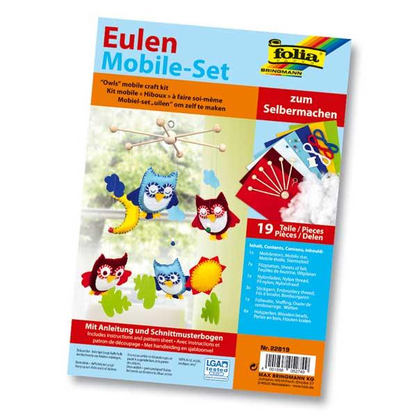 """Mobile-Set """"Eulen"""""""
