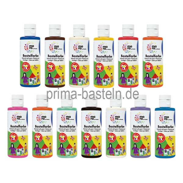 Bastelfarbe 80 ml