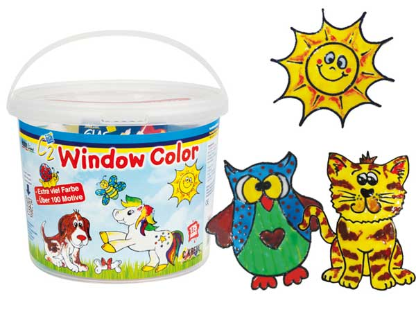 "HOBBY LINE C2 Window Color Set ""Jubiläum"""