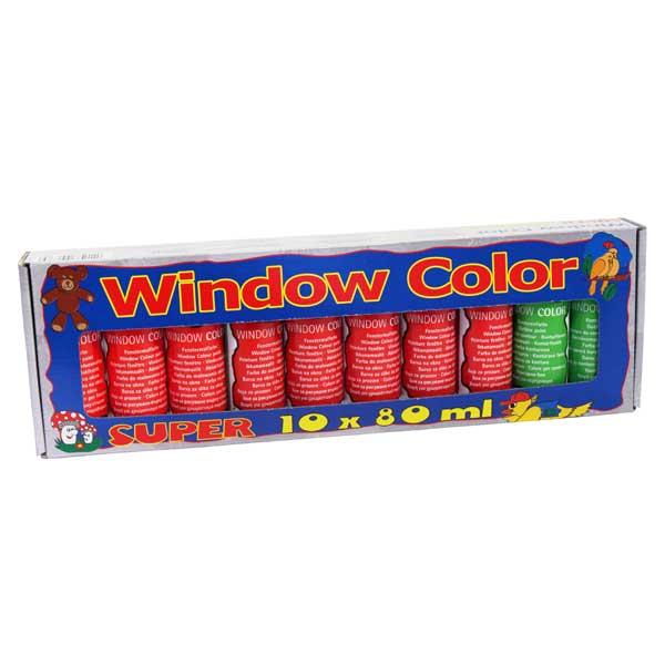 "Window-Color-Set ""Super10"""