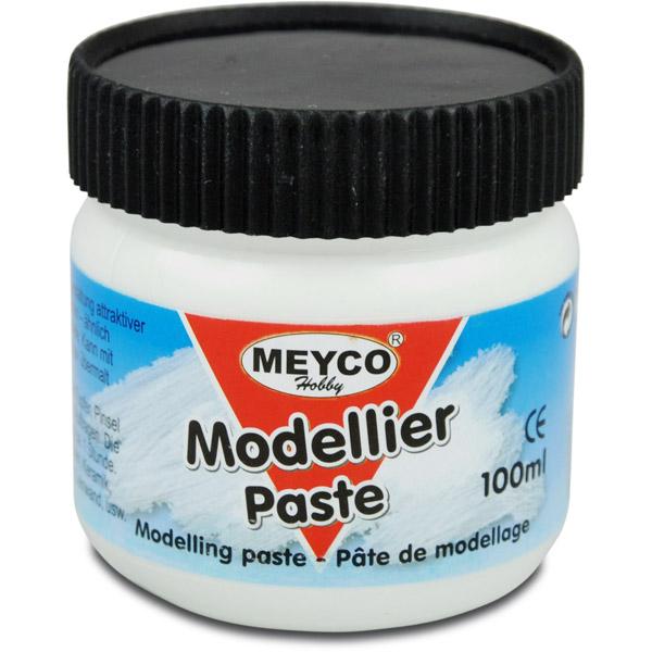 Modellierpaste weiß, 100 ml