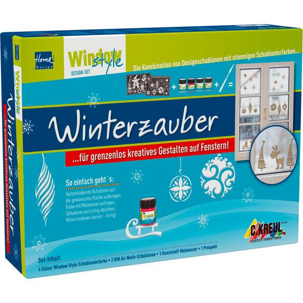 Window Style Set - Winterzauber