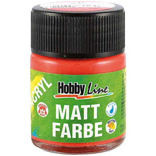 Hobby Line Acryl-Mattfarbe 50 ml
