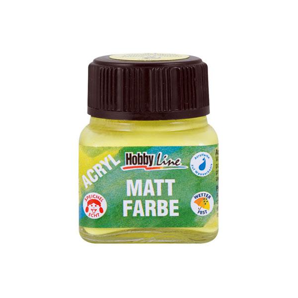 Hobby Line Acryl-Mattfarbe 20 ml