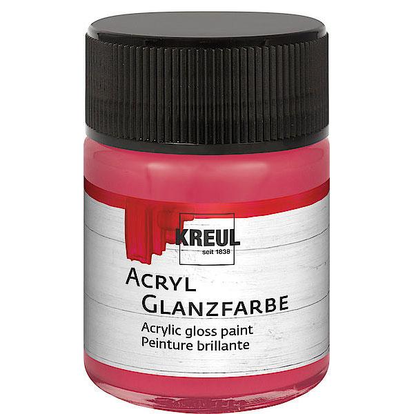 Kreul Acryl-Glanzfarbe 50 ml