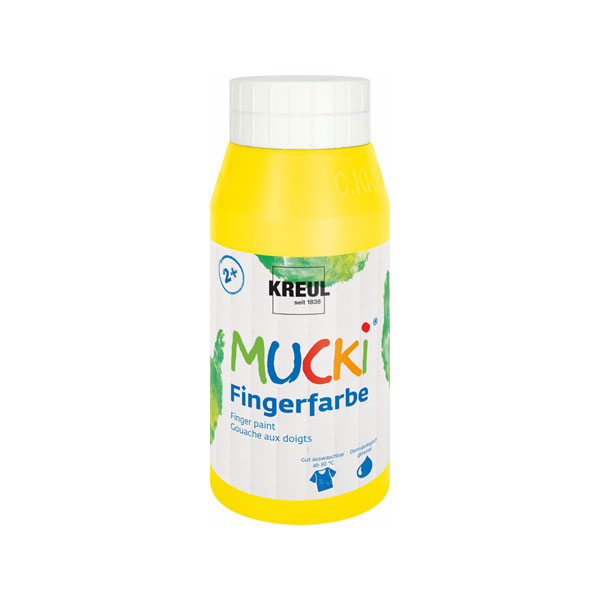 MUCKI Fingerfarbe 750 ml