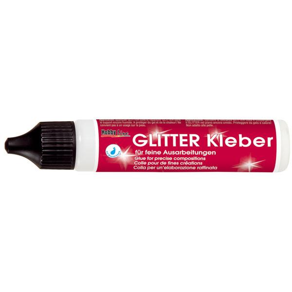 Hobby Line Glitter Kleber, 29 ml