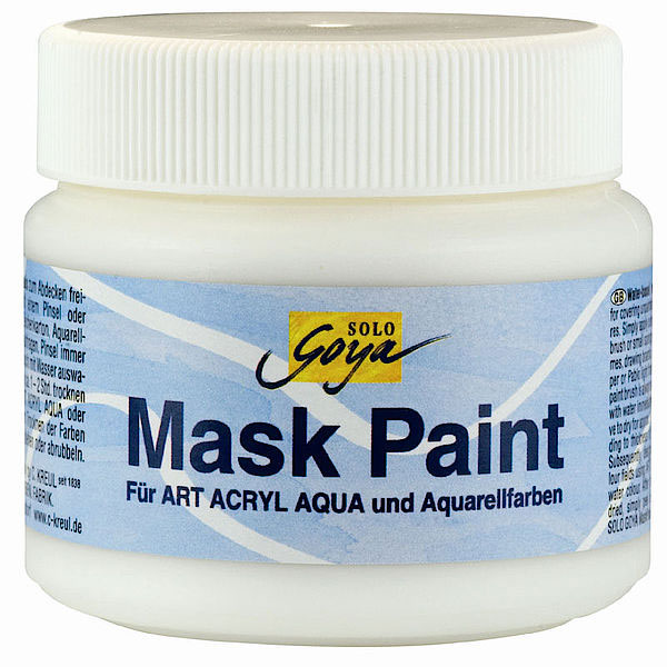 SOLO GOYA Mask Paint, 150 ml