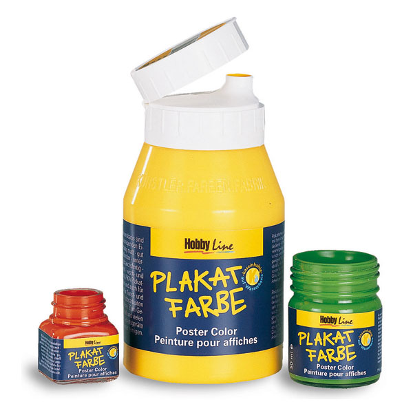 Plakatfarbe 20 ml