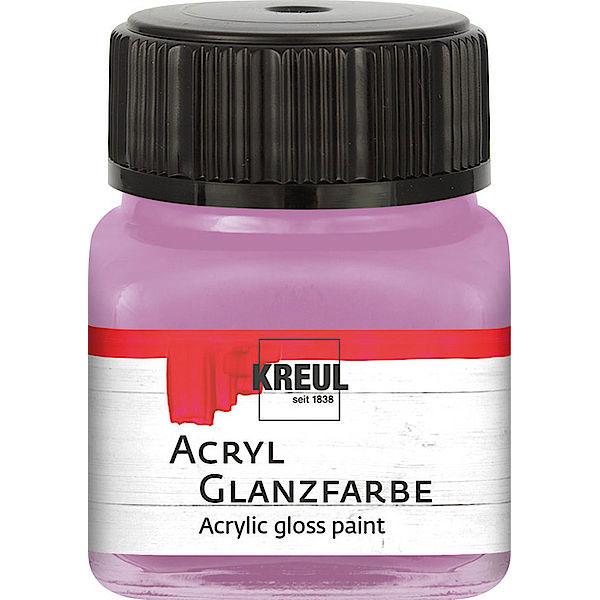 Kreul Acryl-Glanzfarbe 20 ml
