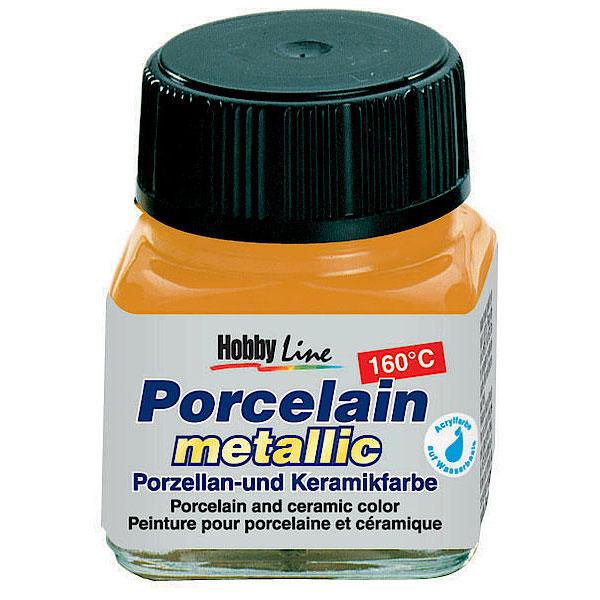Porzellanfarbe, Porcelain metallic 20 ml
