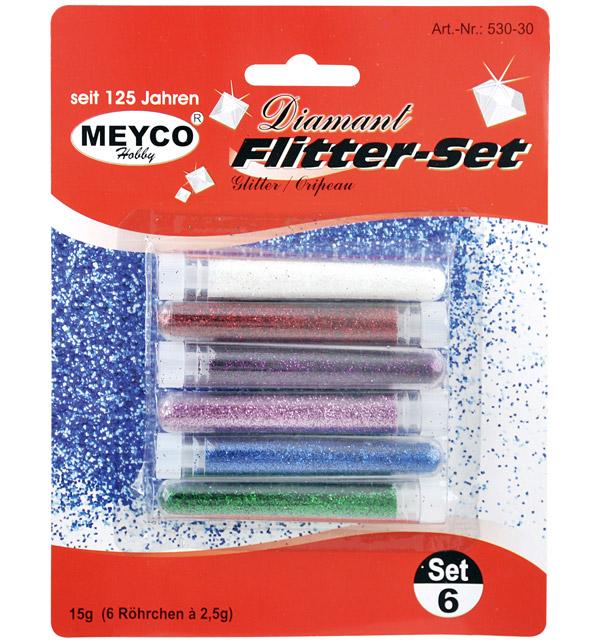 Diamant Flitter-Set