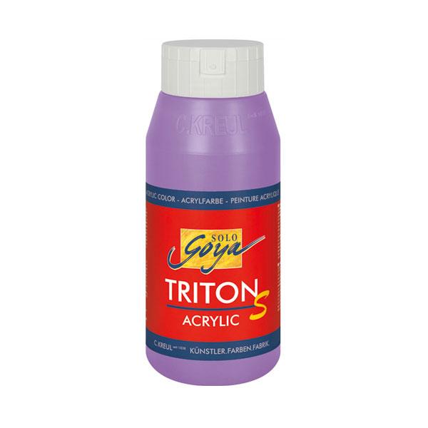 Acrylfarbe SOLO GOYA Triton S Glanzeffekt 750 ml