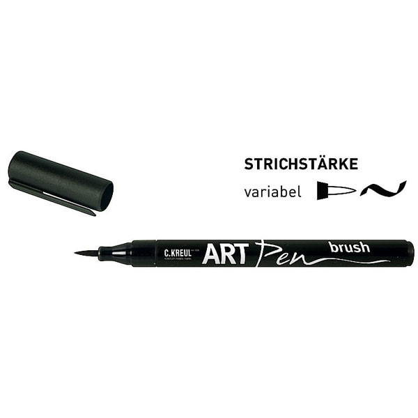 KREUL ArtPen brush