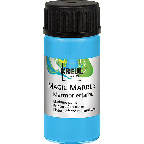 KREUL Magic Marble Marmorierfarbe Metallic 20 ml