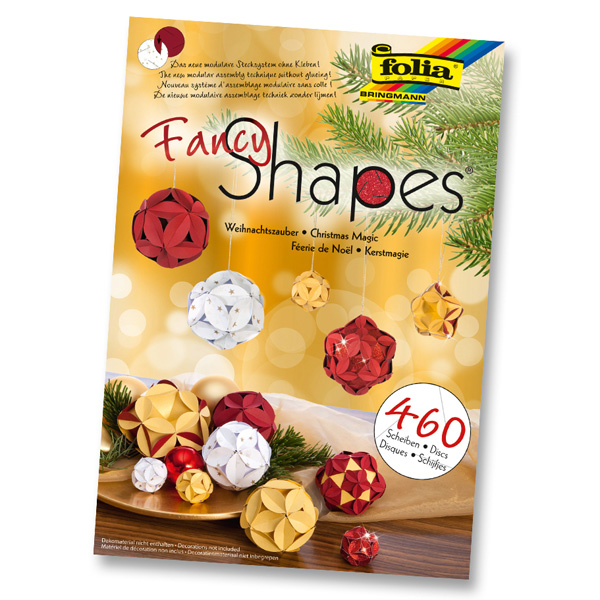 "Fancy-Shapes-Set ""Weihnachtszauber"""
