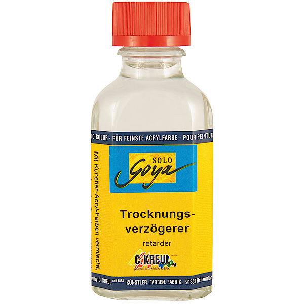 SOLO GOYA Künstler-Acryl-Trocknungsverzögerer 125 ml
