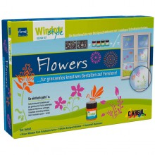 Window Style Set - Flowers