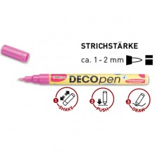 Deco-Pen, Deko-Stift fine