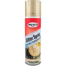 Glitter-Spray gold, 100 ml Sprühdose